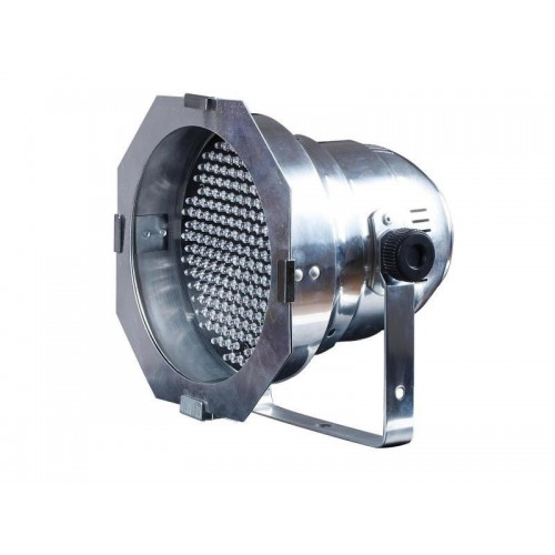 FOCO LED PAR-64 PLATA JB SYSTEMS