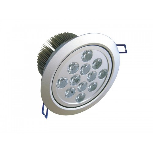 LED DOWNLIGHT DC 350mA 12x1W B.CALIDO