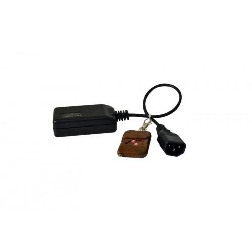 QZR-1 CONTROL REMOTO INALAMBRICO LZ-400 y LZ-800(CONECTOR IEC CON CHAFLAN)