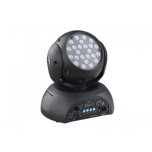 CABEZA MOVIL LED (1W x 3 x 24 ) QL-324F