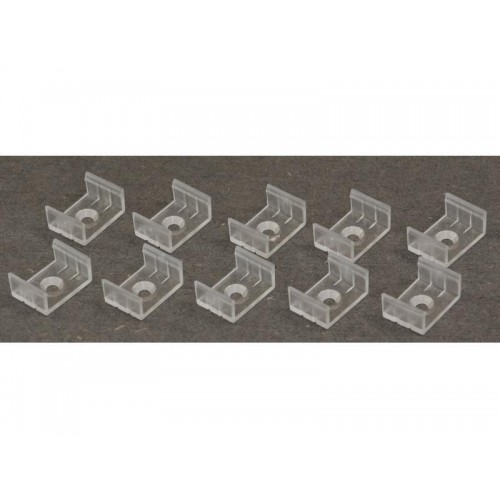 SET 10 SOPORTES SUJECCION PERFIL 7mm JBSYSTEMNS
