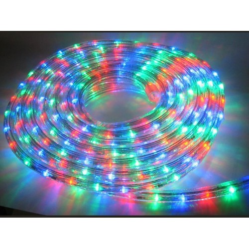 LED ROPELIGHT RGB BOBINA 30m