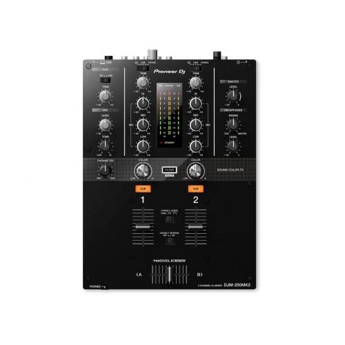 PIONEER DJM-250 MK2 MESA MEZCLADORA DJ