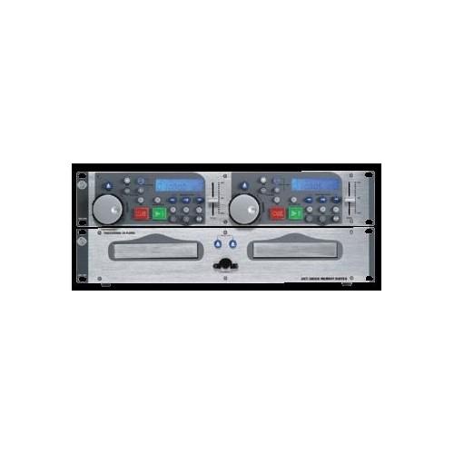 USB-7302 DOBLE CD 40 SEG.A.SHOCK