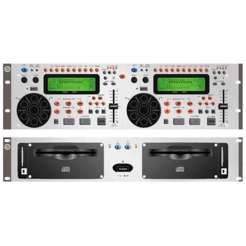 USB-7309 DOBLE CD MP3 US BLASTER
